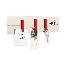 Доска для записок и фото Pegs Memo Peleg Design