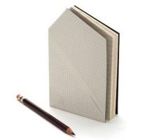 Записная книжка Hankie Pocketbook Monkey Business Белая