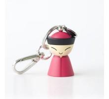 Брелок для ключей Mr.Chin Alessi Красный