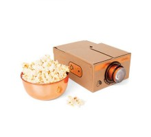 Проектор для смартфона SmartPhone Projector 2.0 Copper Luckies