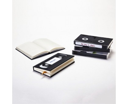 Блокнот Видеокассета Peleg Design