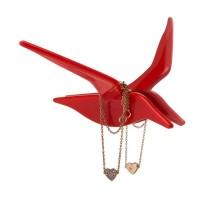 Набор держателей для украшений Fly By Monkey Business Красный