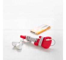 Органайзер для наушников Electrock Rocket Design Красный