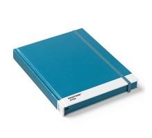Блокнот Large PANTONE Blue 2150