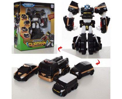 Трансформер 519ТВТ, 4в1, робот+машинки