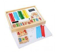 Деревянная игрушка Набор первоклассника MD1169