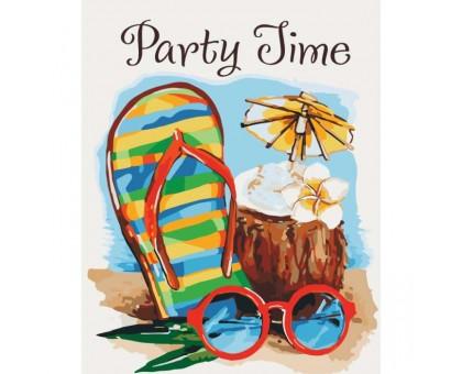 Картина по номерам Party time