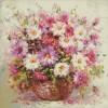 Алмазная мозаика Натюрморт с цветами