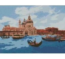 Алмазная мозаика Полдень в Венеции