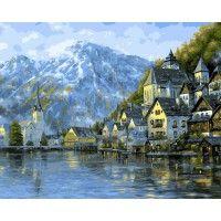 Картина по номерам Прекрасная Австрия
