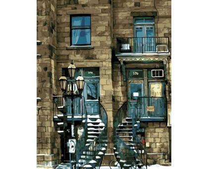 Картина по номерам Старинный дом