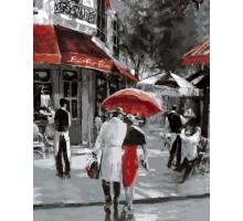 Картина по номерам Городские будни