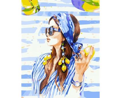 Картина по номерам Летние краски