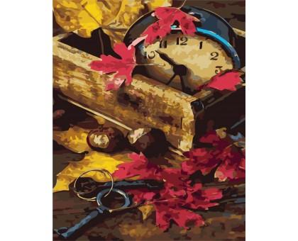 Картина по номерам Осенний натюрморт