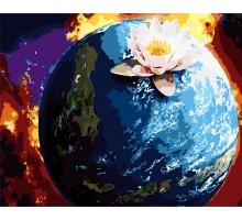 Картина по номерам Мир и гармония