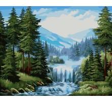 Картина по номерам Дикая природа