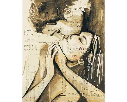 Картина по номерам Песня любви