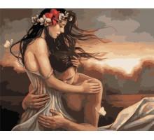 Картина по номерам Искренняя любовь