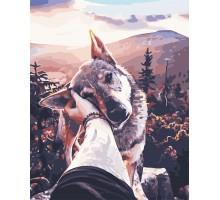 Картина по номерам Верный друг