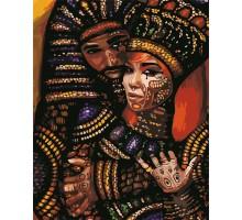 Картина по номерам Африканские мотивы
