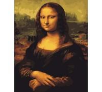 Картина по номерам Мона Лиза