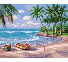 Картина по номерам Бали. Райский остров