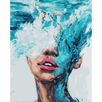 Картина по номерам Стихия воды