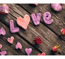 Картина по номерам Любовь