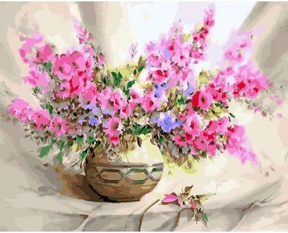 Картина по номерам Великолепный букет