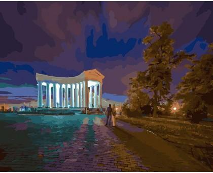 Картина по номерам Воронцовская колоннада