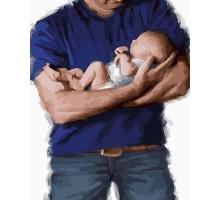 Картина по номерам Заботливый отец