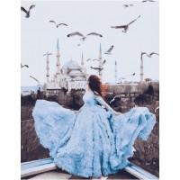 Картина по номерам Дыхание Стамбула