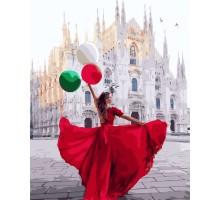 Картина по номерам Миланский собор