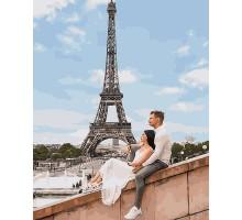 Картина по номерам Викенд в Париже