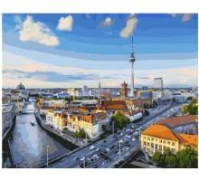 Картина по номерам Вид на Берлин