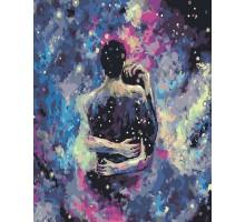 Картина по номерам Космическая любовь