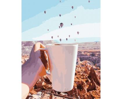 Картина по номерам Утро в Каппадокии