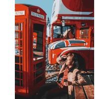 Картина по номерам Лондон Time