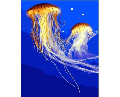 Картина по номерам Глубины океана