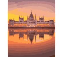Картина по номерам Венгерский парламент
