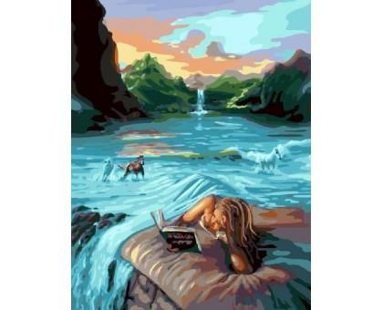 Картина по номерам Волшебные сны