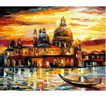 Картина по номерам Венеция на заказе