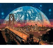 Картина по номерам Сан-Франциско