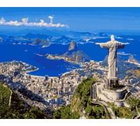 Картина по номерам Рио-де-Жанейро
