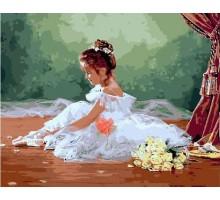 Картина по номерам Балеринка