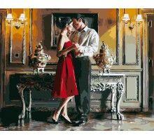 Картина по номерам Романтический вечер