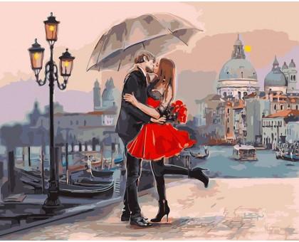 Картина по номерам Идеальное свидание