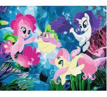 Картина по номерам My Little Pony