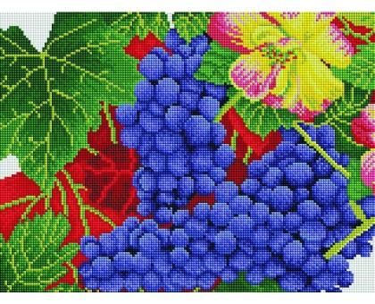 Картина по номерам Осенний виноград