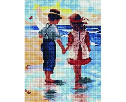 Картина по номерам Первая любовь